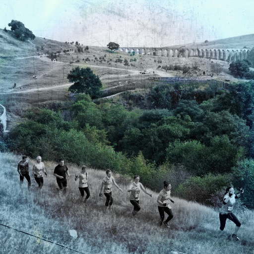 Trail Running Cross Challenge