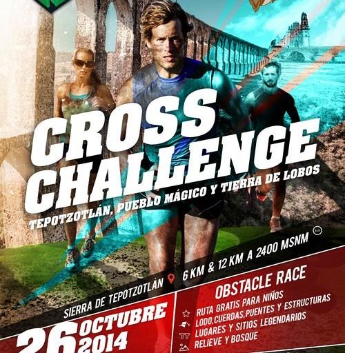 Cross challenge Tepozotlan