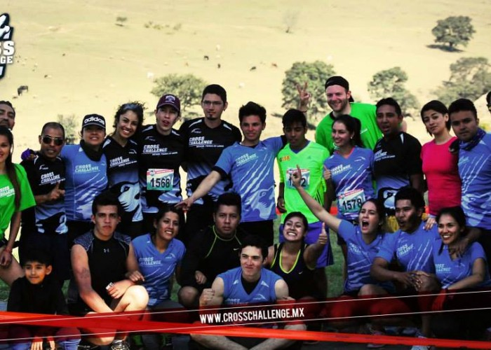 Voluntarios en Crosschallenge