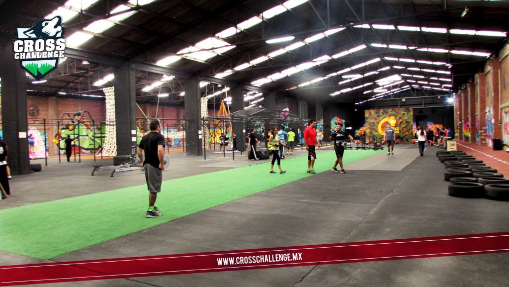Zona de entrenamiento Zona fitness