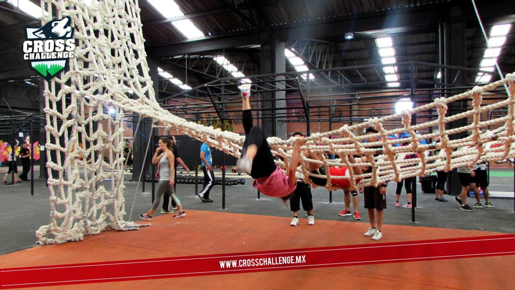 Obstaculo Red Zona Fitness