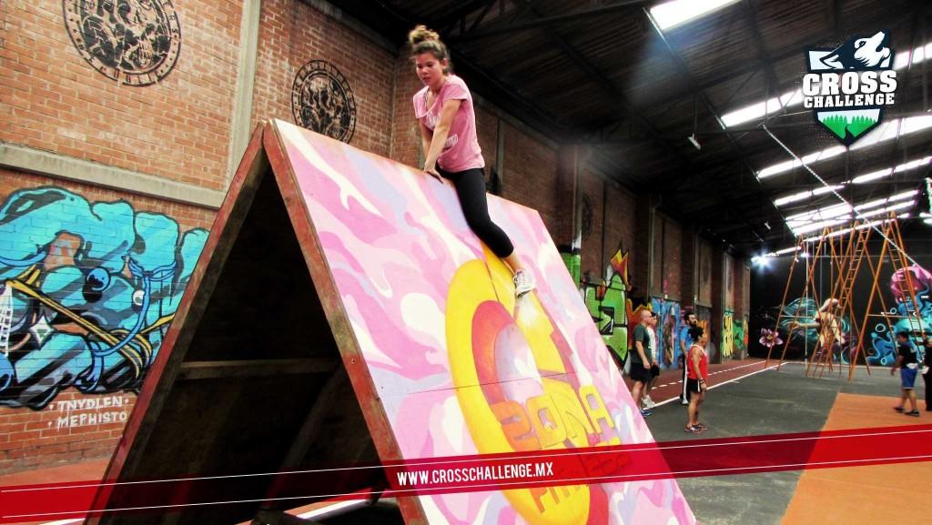 Muro Crosschallenge - Zona Fitness
